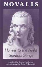 Book Cover for HYMNS TO THE NIGHT / SPIRITUAL SONGS
