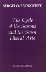 Book Cover for THE CYCLE OF THE SEASONS AND THE SEVEN LIBERAL ARTS