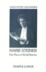 Book Cover for MARIE STEINER