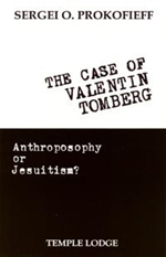 Book Cover for THE CASE OF VALENTIN TOMBERG