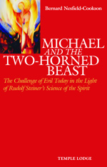Book Cover for MICHAEL AND THE TWO-HORNED BEAST