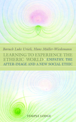 Book Cover for LEARNING TO EXPERIENCE THE ETHERIC WORLD