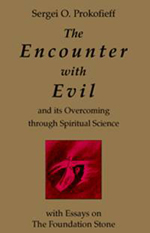 Book Cover for THE ENCOUNTER WITH EVIL AND ITS OVERCOMING THROUGH SPIRITUAL SCIENCE