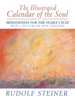 Book Cover for THE ILLUSTRATED CALENDAR OF THE SOUL