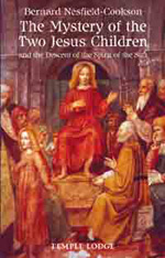 Book Cover for THE MYSTERY OF THE TWO JESUS CHILDREN AND THE DESCENT OF THE SPIRIT OF THE SUN