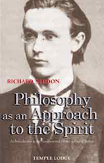 Book Cover for PHILOSOPHY AS AN APPROACH TO THE SPIRIT