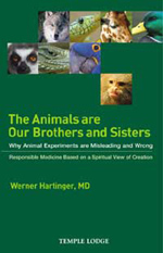 Book Cover for THE ANIMALS ARE OUR BROTHERS AND SISTERS