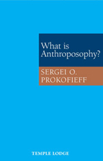 Book Cover for WHAT IS ANTHROPOSOPHY?