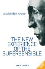 Book Cover for THE NEW EXPERIENCE OF THE SUPERSENSIBLE