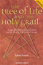 Book Cover for THE TREE OF LIFE AND THE HOLY GRAIL