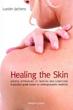 Book Cover for HEALING THE SKIN