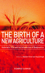 Book Cover for THE BIRTH OF A NEW AGRICULTURE