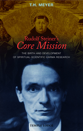 Book Cover for RUDOLF STEINER'S CORE MISSION