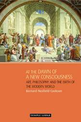 Book Cover for AT THE DAWN OF A NEW CONSCIOUSNESS