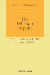 Book Cover for THE WHITSUN IMPULSE AND CHRIST'S ACTIVITY IN SOCIAL LIFE