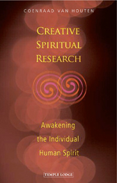 Book Cover for CREATIVE SPIRITUAL RESEARCH