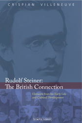 Book Cover for RUDOLF STEINER: THE BRITISH CONNECTION