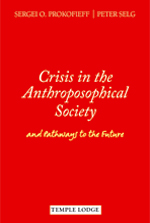 Book Cover for CRISIS IN THE ANTHROPOSOPHICAL SOCIETY