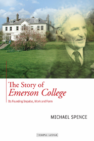 Book Cover for THE STORY OF EMERSON COLLEGE