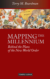 Book Cover for MAPPING THE MILLENNIUM