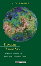 Book Cover for FREEDOM THROUGH LOVE