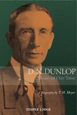 Book Cover for D. N. DUNLOP