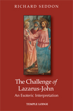 Book Cover for THE CHALLENGE OF LAZARUS-JOHN