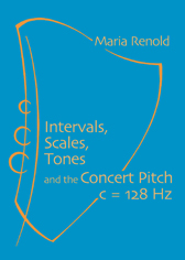 Book Cover for INTERVALS, SCALES, TONES