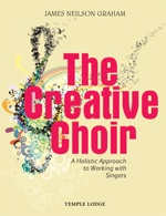 Book Cover for THE CREATIVE CHOIR
