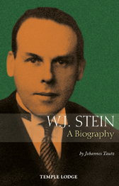Book Cover for W.J. STEIN