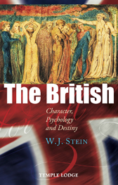 Book Cover for THE BRITISH