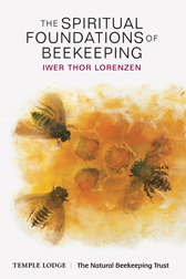 Book Cover for THE SPIRITUAL FOUNDATIONS OF BEEKEEPING