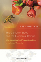 Book Cover for THE GENIUS OF BEES