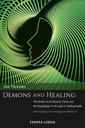 Book Cover for DEMONS AND HEALING