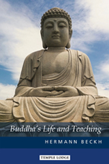 Book Cover for BUDDHA'S LIFE AND TEACHING