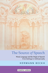 Book Cover for THE SOURCE OF SPEECH