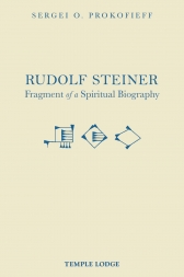Book Cover for RUDOLF STEINER, FRAGMENT OF A SPIRITUAL BIOGRAPHY