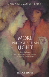 Book Cover for MORE PRECIOUS THAN LIGHT