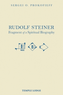 Rudolf Steiner, Fragment of a Spiritual Biography